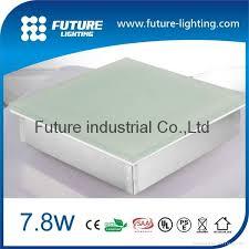 outdoor ip67 light up paving glass paving 7 8w led floor tile
