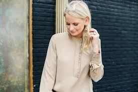 ruffle blouse the style scribe