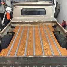 100 Truck Bed Parts Custom Floor And Bed Wood Installation By Freds Yelp