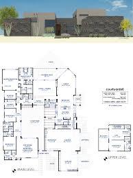 Modern House Plans Floor Plans Contemporary Home Plans
