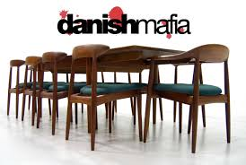 MID CENTURY DANISH MODERN TEAK DINING CHAIR SET   Danish Mafia Mid Century Danish Modern Teak Upholstered Ding Chairs Set Of 6 By Niels Otto Moller For Jl Mller 1950s How To Re Upholster The Backs Midcentury 1960s 8 Kfoed 4 Vintage Midcentury Style Curved Back Walnut Oak Style Ding Chairs 1970s 88233 Fuchsia Chair Dania Fniture Weber Black Shell Seat Details About 2 Wegner Elbow Midcent Finish Solid Wood Frme Picked Amazoncom Glj Fashion Nordic Designer G Plan Solid Teak New Upholstery Mid Century Modern K Larsen Influenced