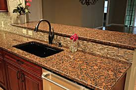 shocking baltic brown granite decorating ideas for kitchen
