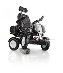 Pronto R2 Power Chair by Power Wheelchairs