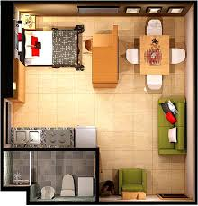 Images Small Studio Apartment Floor Plans by 15 Smart Studio Apartment Floor Plans
