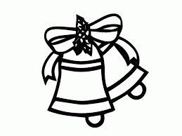 Simple Bows Colouring Pages