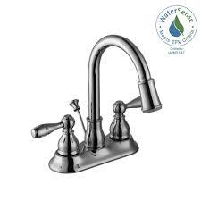 Bronze Bathroom Faucets Walmart by Glacier Bay Bathroom Faucets Bath The Home Depot