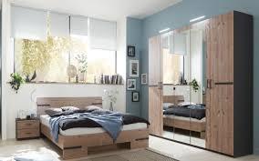 schlafzimmer 2 in graphit silver fir nachbildung