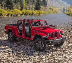 100 Jeep Truck Brandchannel Gladiator Pickup Is Star Of Los Angeles