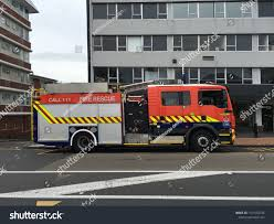 100 Emergency Truck AUCKLAND MAY 8 Fire New Stock Photo Edit Now 1151555726