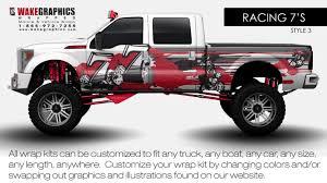 100 Wrapped Trucks Truck Wraps Kits Vehicle Wraps Wake Graphics