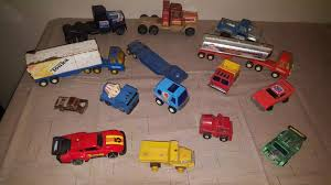 Vintage Tonka Truck And Car Lot Many Rare For Sale - Holidays.net