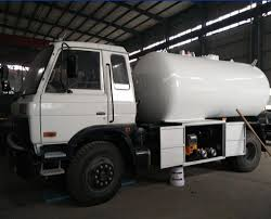 100 Bobtail Truck For Sale 15000 Liters Gas Cylinder Delivery 7ton Tanker