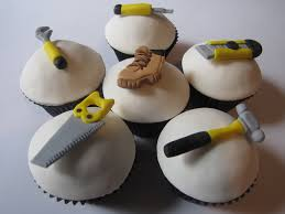 Cake Decoration Ideas For A Man by Miniature Tools To Decorate With For Man U0027s Birthday Party