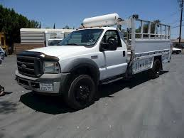 2005 Ford F-450 XL 12 Ft. Service / Utility Truck For Sale, 220,963 ...