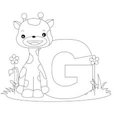 Free Alphabet Coloring Pages For Toddlers