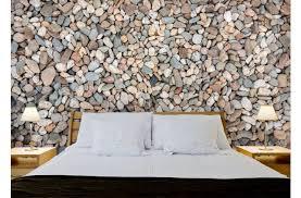 walldesign56 selbstklebende fototapete angepasst steine kieselsteine