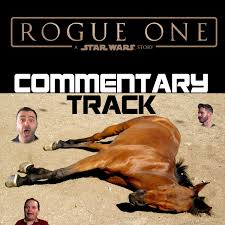 Star Wars Rogue One A Star Wars Story Commentary Track Red