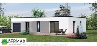 plan maison contemporaine plain pied 3 chambres découvrez gratuitement les plans d une maison à construire