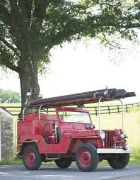 100 Fire Trucks Unlimited Other Sothebys N09247lot7n233en Willys Jeep