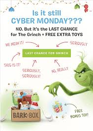 BarkBox Coupon: LAST DAY To Get FREE Bonus Toy Every Month + ... Free Extra Toy In Every Barkbox Offer The Subscription Newly Leaked Secrets To Barkbox Coupon Uncovered Double Your First Box For Free With Ruckus The Eskie Barkbox Promo Venarianformulated Dog Fish Oil Skin Coat Review Giveaway September 2013 Month Of Use Exclusive Code Santa Hat Get Grinch Just 15 14 Off Hello Lazy Cookies Lazydogcookies Twitter Orthopedic Ultra Plush Pssurerelief Memory Foam That Touch Pit