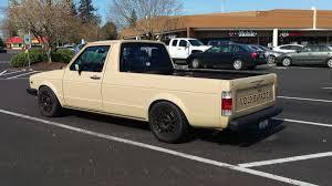 1980 MK1 VW Rabbit Caddy Pickup Truck For Sale In Portland, Oregon