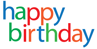 happy birthday banner clip art transparent