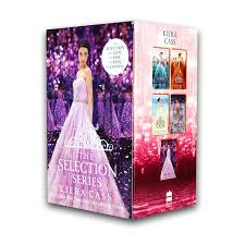 TagsThe Selection Series 1 By Kiera CassThe The Box Set CassBooktopia Book