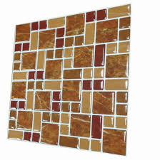 Smart Tiles Peel And Stick by Smart Tile Sticker Peel And Stick Wall Tile In Square Mintgrey