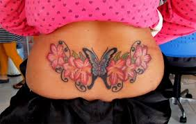 Cover Up Tattoo Ideas For Lower Back