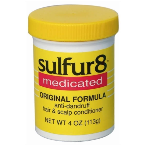 Sulfur8 Medicated Anti-Dandruff Hair & Scalp Conditioner - 113g