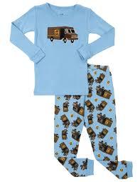 Leveret Cotton Pajama Set (6M-14Y)