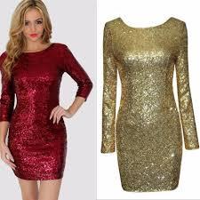 online get cheap gold glitter prom dresses aliexpress com