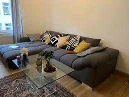 sofa wohnlandschaft anthrazitfarben