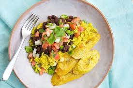 Feed Your Family A Fast Nutritious Delicious Meal With This Quick Vegetarian Cuban Dinner Its Sure To Please Everyone And Is Great Choice For The