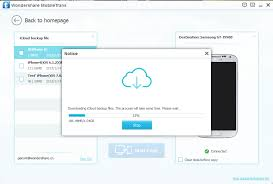 How to Tansfer icloud Data to Android