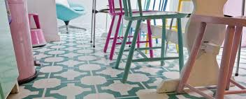 Patterned Vinyl Flooring Pattern Floor Tiles