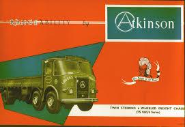 100 Atkinson Trucks Photo Chinese Six 6 Wheeler Twinsteer