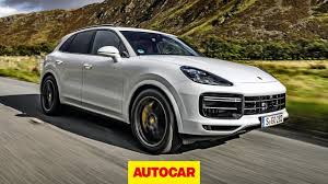 Porsche Cayenne Turbo 2018 Review - A Perfect Mix Of Luxury And ...