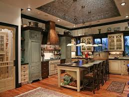 cabinet with pull out drawers slate walls countertops for kitchen