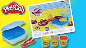 Play Doh Kitchen Creations Breakfast Bakery At  f