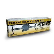Ceiling Fan Joist Hangers by Ceiling Fan Mounting Kits U0026 Brackets Lowe U0027s Canada