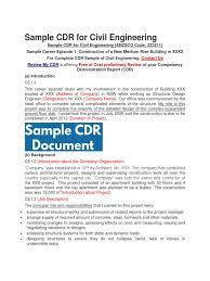 The Engineer 1929 Jul Dec by Sample Cdr For Civil Engineering Reviewmycdr Project Management