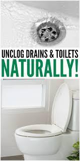 Unclogging A Bathtub Drain With Vinegar by The 25 Best Unclogging Drains Ideas On Pinterest Diy Drain