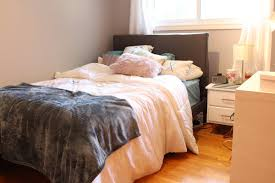Fjellse Bed Frame Hack by Upholstered Ikea Fjellse Bed Becomes West Elm On The Cheap Ikea