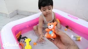 Inflatable Bathtub For Toddlers by Intex Outdoor Inflatable Bath Swimming Pool Tub For Kids U2013 Review