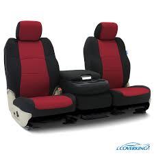 Coverking Genuine CR-Grade Neoprene Custom-Fit Seat Covers