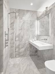 Black And White Marble Floor Tiles Artistic Bathroom New 0d