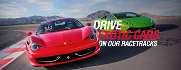 Exotics Racing | Las Vegas & Los Angeles Supercar Driving Experience