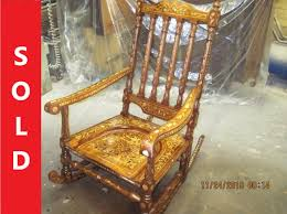 Furniture Repair, Fire & Water Damage Restoration: New Hampshire Antique Upholstered Rocking Chair Westmoorathleticscom Rocker Wood With Cane Seat Springs Indoor Chairs Cool Ebay Spindle Back 1880s George Hunzinger Barley Twist Oak Platform Platform Rocker Rockers Includes Twisted Red Mahogany Eastlake Victorian Turned Walnut I Have Quite A Number Of Antique Chairs Unique China Pieces Restoration Broken To Beautiful With Foot Rest Circa 1890 At 1stdibs