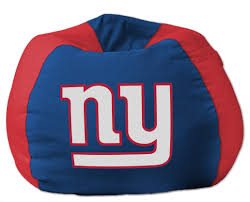 Kmart Football Bean Bag Chair by New York Giants Bedding U0026 Bath Buy New York Giants Bedding U0026 Bath
